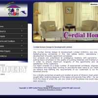 Cordial Homes Limited